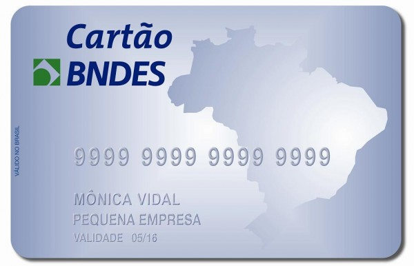 Compre com o Cartão BNDES!